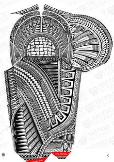 Polynesian Tattoo Meanings, Polynesian Tattoo Sleeve, Samoan Tribal Tattoos, Polynesian Tattoo Designs, Maori Tattoo Designs, Sleeve Tattoos, Tatuaje Roman Reigns, Roman Reigns Tattoo, Manga Tribal