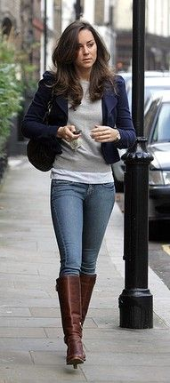 Kate Middelton - I love her style! (but could care less about all the royal hoopla)