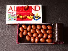 meiji ALMOND CHOCOLATE from Japan
