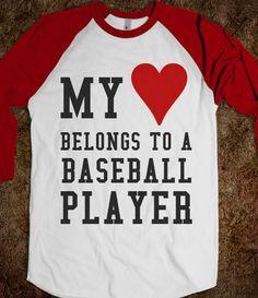 Baseball Boyfriend...someday soon ;)