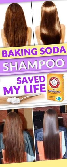 This Baking Soda Shampoo Saved My Hair