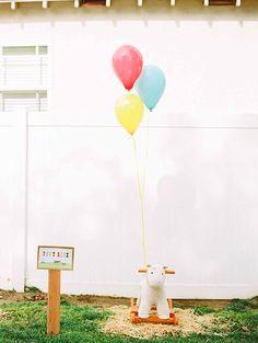 County Fair 1st birthday - 100 Layer Cakelet