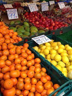Fresh fruit & veg from Oliver's