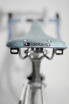 Brooks saddle.