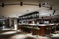 Asselux hotelproject | Realisatie bar