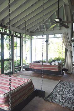 backyard dream retreat
