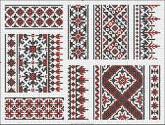 It Was a Work of Craft (goadthings: Patterns from a 1930 Ukrainian...)