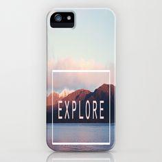 Explore. New Zealand iPhone & iPod Case by secretgardenphotography [Nicola] - $35.00