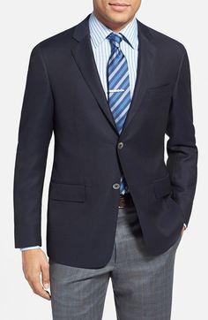 Men's Todd Snyder White Label Trim Fit Wool Blazer