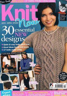 Knit issue 18 Feb 2013 - 紫苏 - 紫苏的博客