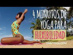 Yoga Matutino: 4 minutos - ONDIYOGA - YouTube