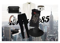 Love New York by renesme85 on Polyvore featuring arte