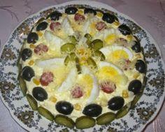 Συνταγές αλμυρές για μπουφέ, παρτυ ,γενεθλια Salad Bar, Greek Recipes, Salads, Pie, Healthy Recipes, Cooking, Party, Desserts, Food