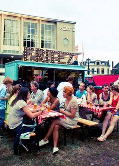 Food truck festival Trek Utrecht