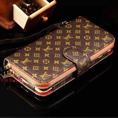 Louis Vuitton iPhone 6 / 6 Plus Wallet Wristlet - Brown