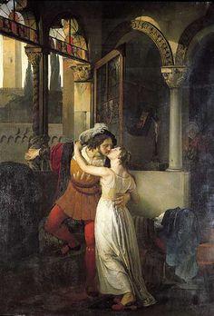 Το τελευταίο φιλί Ρωμαίου και Ιουλιέτας (1823)