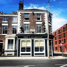 The Caledonia: Standing proudly in the Georgian Quarter it is good for real ales and live jazz. Read more at http://independent-liverpool.co.uk/the-caledonia/