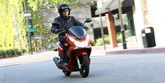 2013 PCX150 Overview - Honda Powersports