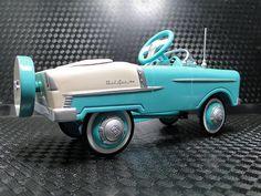 1955 Chevrolet Bel Air Pedal Car.