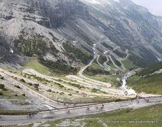 Golazo - Bormio, scalata del Passo Stelvio