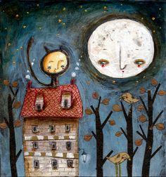 L'encís de la lluna / El hechizo de la luna / The spell of the moon