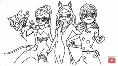 Bug Coloring Pages, Ladybug Coloring Page, Coloring Sheets, Coloring Books, Ladybug And Cat Noir, Meraculous Ladybug, Lady Bug, Catty Noir, Dragon Sketch