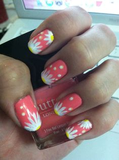 not every nail...spring nails from http://mashable.com/2014/04/27/spring-nail-art-ideas/