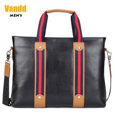 Aliexpress.com : Buy Vandd Men's Genuine Leather Striped Zipper Fashion Tote Handbag Laptop Tablet Briefcase Shoulder Messenger Bag New from Reliable man fashion bag suppliers on Vandd Men. $69.00