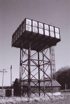Water Tower- Suffolk, England.