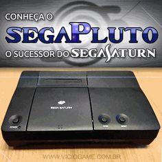 Conheça o Sega Pluto, sucessor do Sega Saturn. Leia o artigo completo: http://wp.me/p90oS-iQ