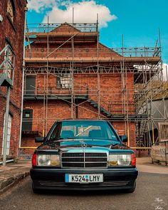 Mercedes Benz 190, Bmw