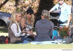 Kim Richards And Brandi Glanville Filming For #RHBH This Weekend read it at http://getreallol.com/kim-richards-and-brandi-glanville-filming-for-beverly-hills-housewives-this-weekend/