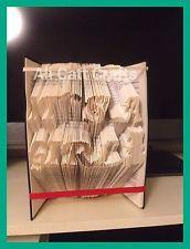It's a girl - book folding pattern