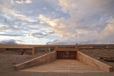 Hotel of the Wind / Tierra Patagonia. Precioso!