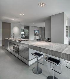 Kookeiland designkeuken BloxX van Culimaat - prijs voor beste keukendesign