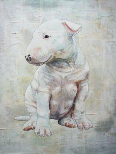 the very talented Tom Buckley https://www.facebook.com/tombuckleydogportaits?ref=stream