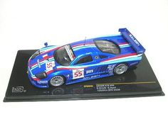 1/43 SALEEN S7R #55 (Playstation) S.Ortelli-S.Ayari « Game Searches Adventure Games, Playstation, North America, Videogames, Autos