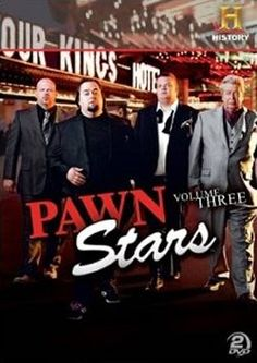 Watching favorite TV shows like Pawn Stars can help with mental health!
