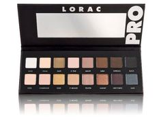 The Lorac Pro Palette has replaced my UD Naked palette. It's more versatile, has better color pay-off, and the shade Garnet is kind of amazing.