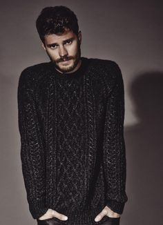 I want the sweater- just the sweater. It looks so warm.