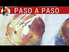How to make sweet bread / 4 steps / Christmas easy recipes Sin Gluten, Sweet Bread, Muffin, Easy Meals, Baking, Breakfast, Ethnic Recipes, Christmas, Food