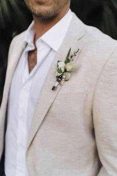 Brown Suit Wedding, Beach Wedding Suits, Wedding Groom, Wedding Men, Our Wedding, Dream Wedding, Best Wedding Suits For Groom, Linen Wedding Suit, Linen Suits For Men