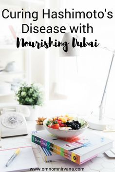 I struggled with Hashimoto's disease for two years, before I finally found Nourishing Dubai. They helped me go from being thin and depressed to happy and healthy. Check this out for information on how to help with your Hashimoto's Disease, and what foods you should be eating. Don't forget to save this to your board.
