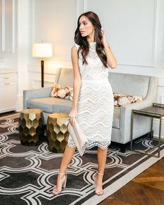 9764dc509b Romantic Intentions Crochet Lace Dress