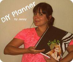 DIY Planner - www.jenniferlovegironda.com