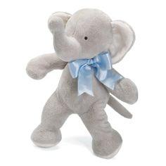 """North American Bear Company First Friends Elephant, Blue, 16"""" North American Bear http://www.amazon.com/dp/B008AH79CM/ref=cm_sw_r_pi_dp_PPhLtb1NRM748R67"""