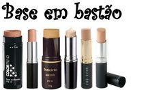 Tudo de Maquiagem: Pancake, Duo-Cake, Base em Bastão, Bases HD/Pó Facil, Pó Compacto. Qual a diferença?