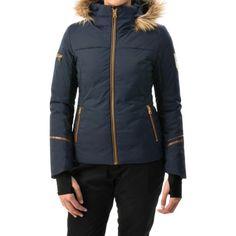Phenix Rose Down Ski Jacket - Waterproof (For Women))