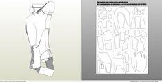 Foamcraft .pdo file template for Iron Man – Mark 4 & 6 Full Armor +FOAM+. Iron Man Cosplay, Jedi Cosplay, Cosplay Diy, Iron Man Helmet, Iron Man Suit, Iron Man Armor, Diy Costumes, Cosplay Costumes, Iron Man Mark 2