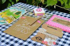 Vier Vandaag!: Over snail mail & een prachtig pakje